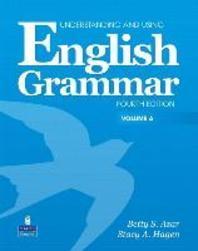UNDERSTANDING AND USING ENGLISH GRAMMAR VOLUME A(4ED)(CD1장포함)
