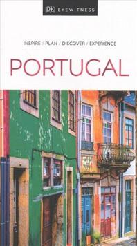 [해외]DK Eyewitness Portugal (Paperback)