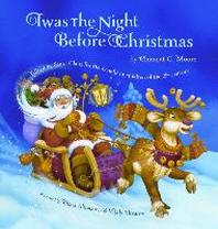 [해외]Twas the Night Before Christmas (Hardcover)