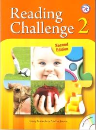 Reading Challenge 2(SB+CD) =CD 있음/사용감없는 최상급입니다