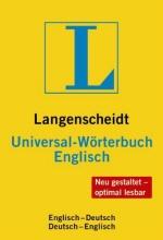 Universal-Worterbuch Englisch: Englisch - Deutsch / Deutsch - Englisch (포켓용)/새책수준 / ☞ 서고위치:OL -02   *[구매하시면 품절로 표기 됩니다]