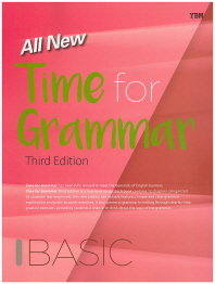 Time for Grammar Basic(All New)(3판)