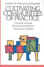 [해외]Cultivating Communities of Practice (Hardcover)