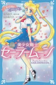 小說美少女戰士セ-ラ-ム-ン 靑い鳥文庫版 2