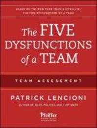 [해외]The Five Dysfunctions of a Team (Paperback)