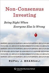 [해외]Non-Consensus Investing