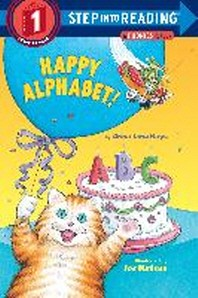 Happy Alphabet! : A Phonics Reader