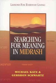 [해외]Searching for Meaning in Midrash (Paperback)