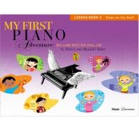 퍼스트 어드벤쳐 C급 레슨북(My First Piano Adventure)