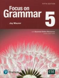 Focus on Grammar 5 (Student Book)