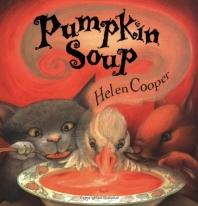 [해외]Pumpkin Soup (Paperback)