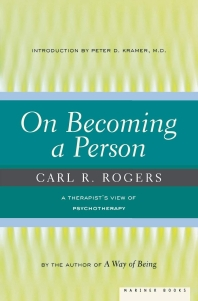 [해외]On Becoming a Person (Paperback)