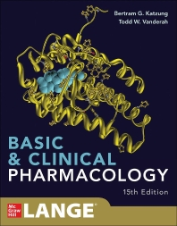 [해외]Basic and Clinical Pharmacology 15e