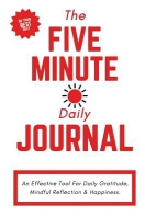 The Five Minute Daily Journal - (White)