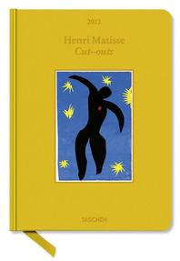 Henri Matisse Cut-outs : Small Deluxe Calendar 2012