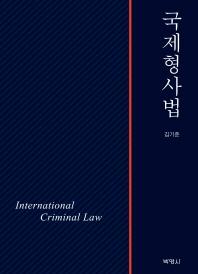 국제형사법(양장본 HardCover)
