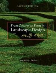 [해외]From Concept to Form in Landscape Design (Paperback)