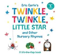 [해외]Eric Carle's Twinkle, Twinkle, Little Star and Other Nursery Rhymes