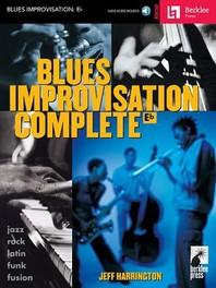 [해외]Blues Improvisation Complete