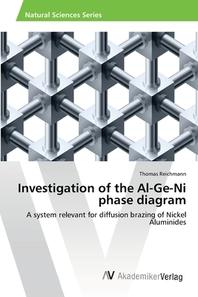Investigation of the Al-Ge-Ni phase diagram