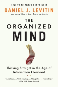 [해외]The Organized Mind (Paperback)