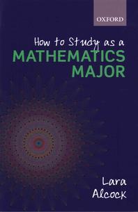 [해외]How to Study as a Mathematics Major