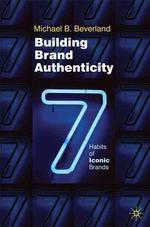 [해외]Building Brand Authenticity