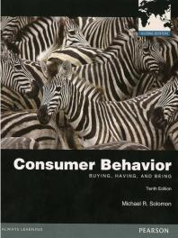 Consumer Behavior 10/E (Paperback)