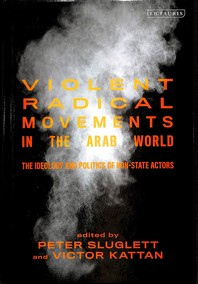[해외]Violent Radical Movements in the Arab World (Hardcover)
