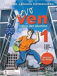 Nuevo Ven 1 Alumno + CD Audio