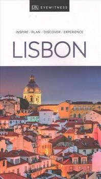 [해외]DK Eyewitness Lisbon (Paperback)