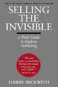 [해외]Selling the Invisible