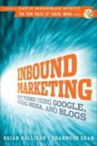 [해외]Inbound Marketing (Hardcover)