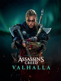 [해외]The Art of Assassin's Creed Valhalla