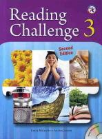 Reading Challenge 3(SB+CD), 2/E