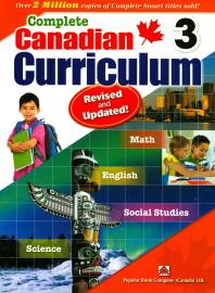 Complete Canadian Curriculum: Grade 3