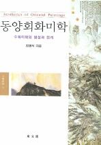 동양회화미학(동문선 문예신서 31)