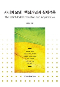 사티어 모델: 핵심개념과 실제적용(반양장)