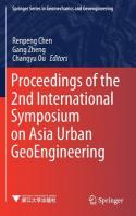 Proceedings of the 2nd International Symposium on Asia Urban Geoengineering