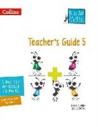 [해외]Busy Ant Maths -- Teacher's Guide 5 (Paperback)