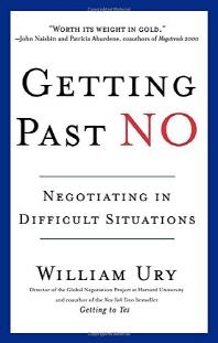 [해외]Getting Past No (Paperback)