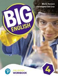 Big English. 4 Work Book