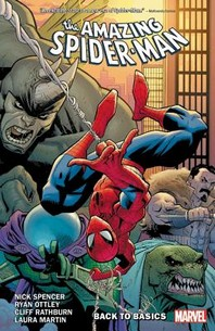 [해외]Amazing Spider-Man by Nick Spencer Vol. 1 (Paperback)