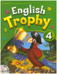 English Trophy SB(WB+CD). 4(CD1장포함)