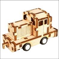 달려라 디젤기관차(움직이는 나무만들기 시리즈 861-31)