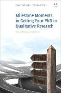 [해외]Milestone Moments in Getting Your PhD in Qualitative Research (Paperback)