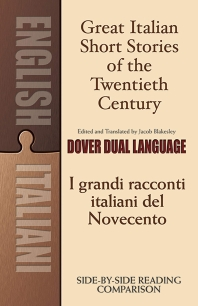 [해외]Great Italian Short Stories of the Twentieth Century/I Grandi Racconti Italiani del Novecento