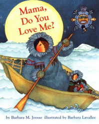 [해외]Mama, Do You Love Me? (Board Books)