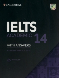 Cambridge IELTS 14 Academic Student's Book with Answers with Audio
