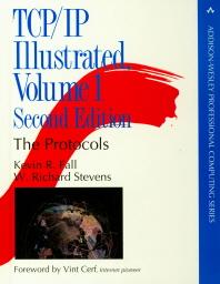 Tcp Ip Illustrated Volume. 1: The Protocols